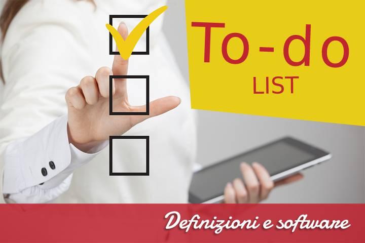 To do list, 8 idee per non improvvisare sul lavoro