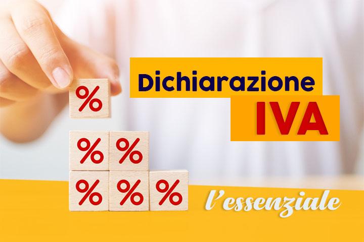 Dichiarazione IVA:  modello 2021 e quadro vq