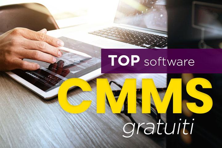 CMMS il vostro alleato nella manutenzione 2.0