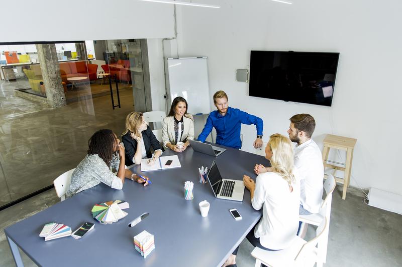 riunione equipe progetto, piano di progetto