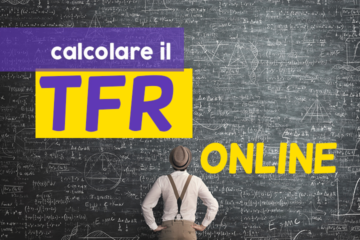 Calcolo TFR online senza stress e drammi!