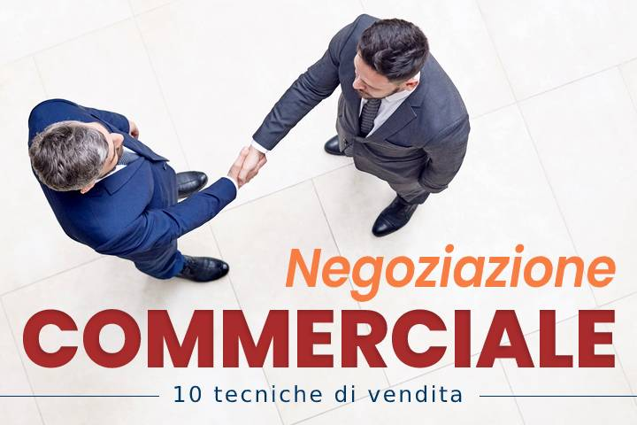 10 tecniche di vendita infallibili