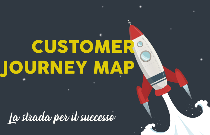 Customer journey map, i passi della conversione