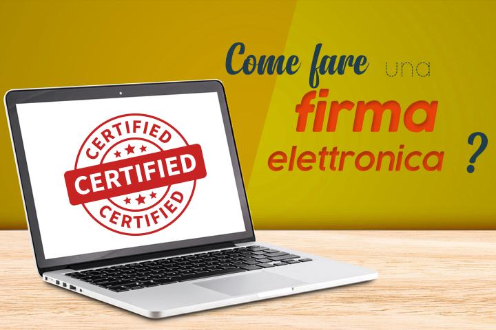 Qual è il valore legale di una firma digitale?
