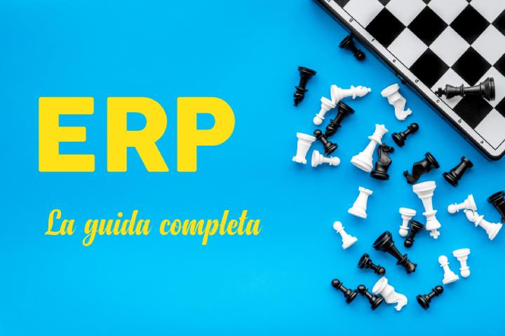 ERP: tutto quello che volete sapere