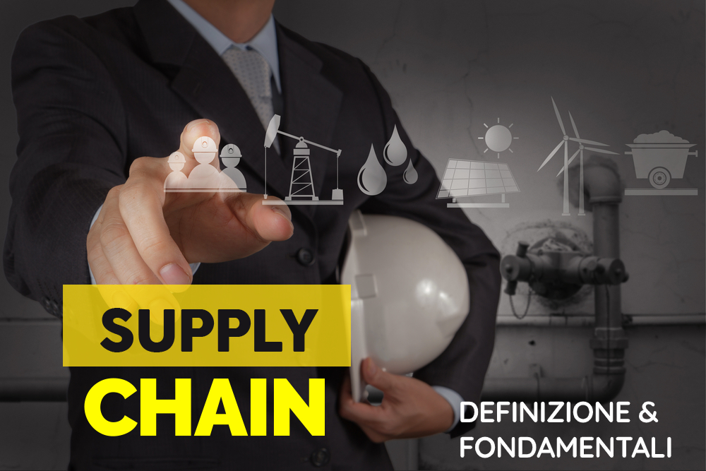 Supply Chain Management (SCM): definizione e strategie