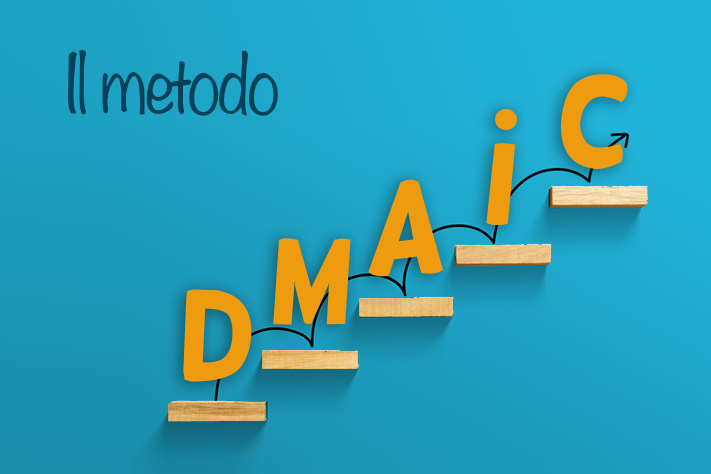 Il metodo DMAIC in 5 tappe