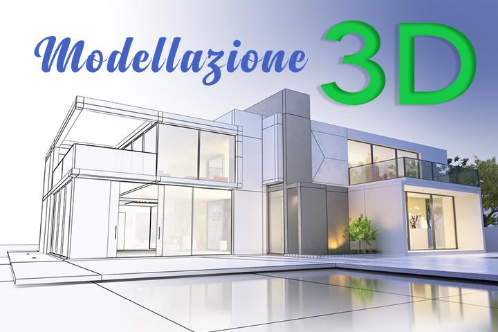 La modellazione 3D in architettura