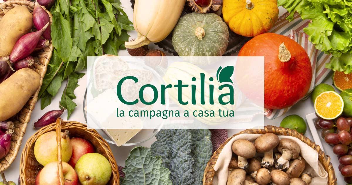 Cortilia – Spesa Online | La campagna a casa tua