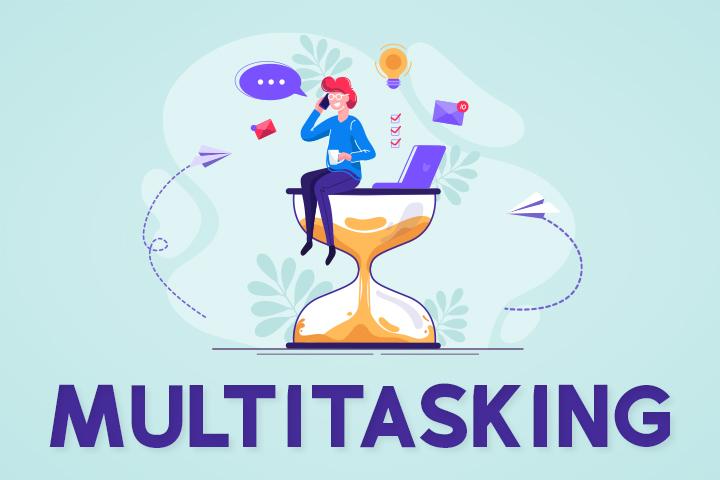 Guida al Multitasking, un'arma a doppio taglio per la produttività