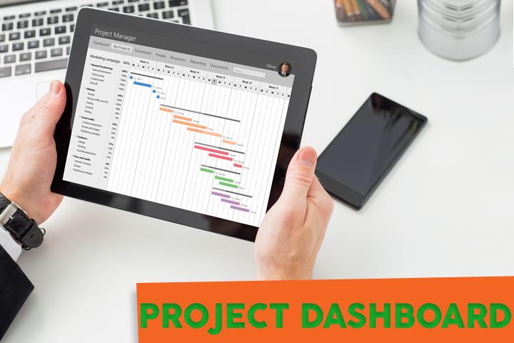 Project dashboard: come costruirlo