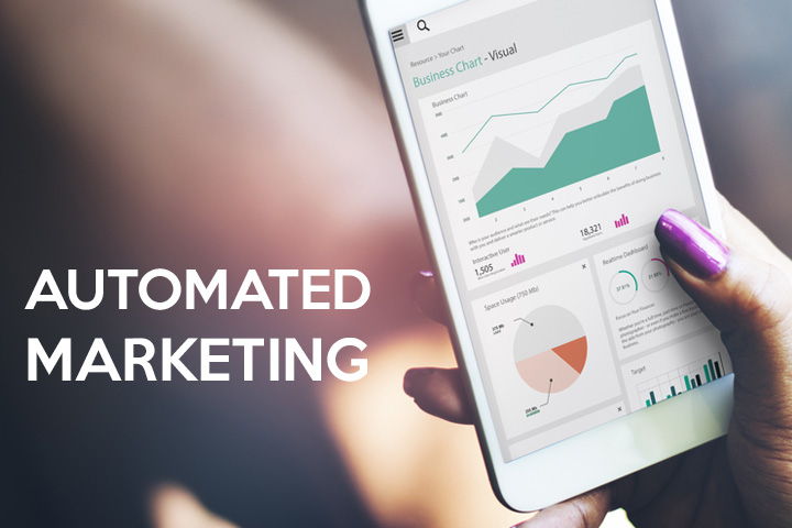 Automated marketing, yes, but with an finely qualified target