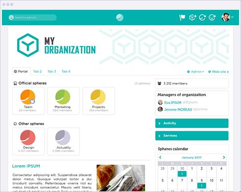 Whaller ESN ESS enterprise social software appvizer