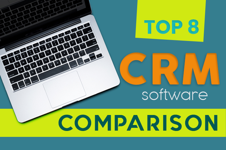 Top 8 CRM software comparison