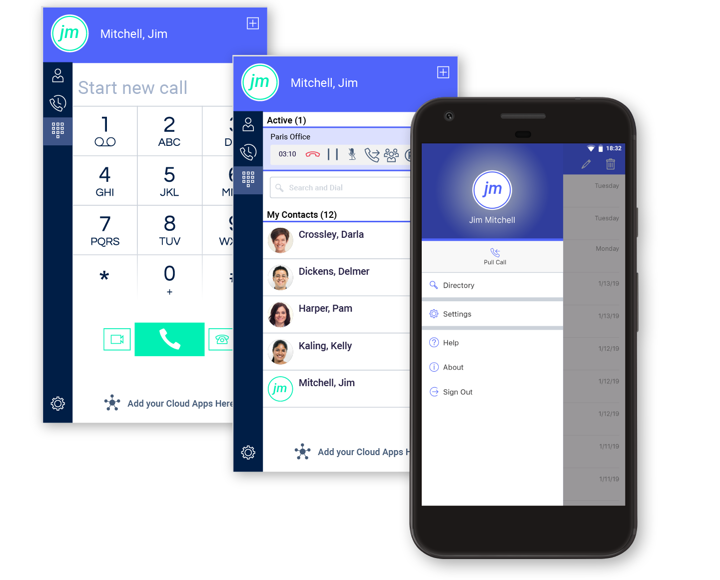 Spoka, new telephony solution dedicated to small businesses