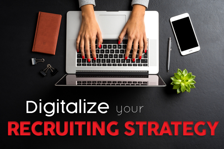 digitalization of recruiting