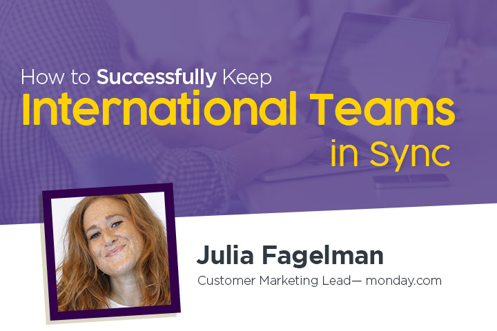 How to Successfully Keep International Teams in Sync