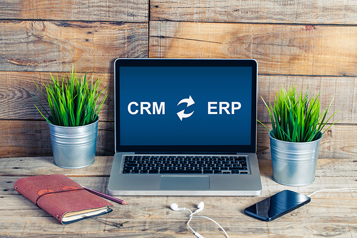 ERP vs. CRM: What is the difference?