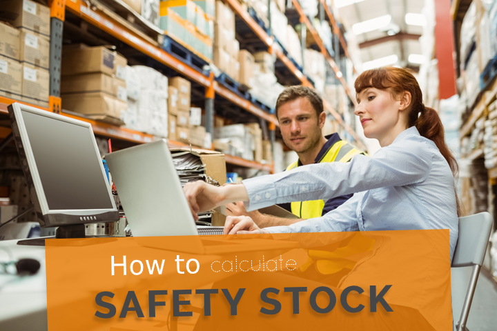 What is safety stock and how do you calculate it?