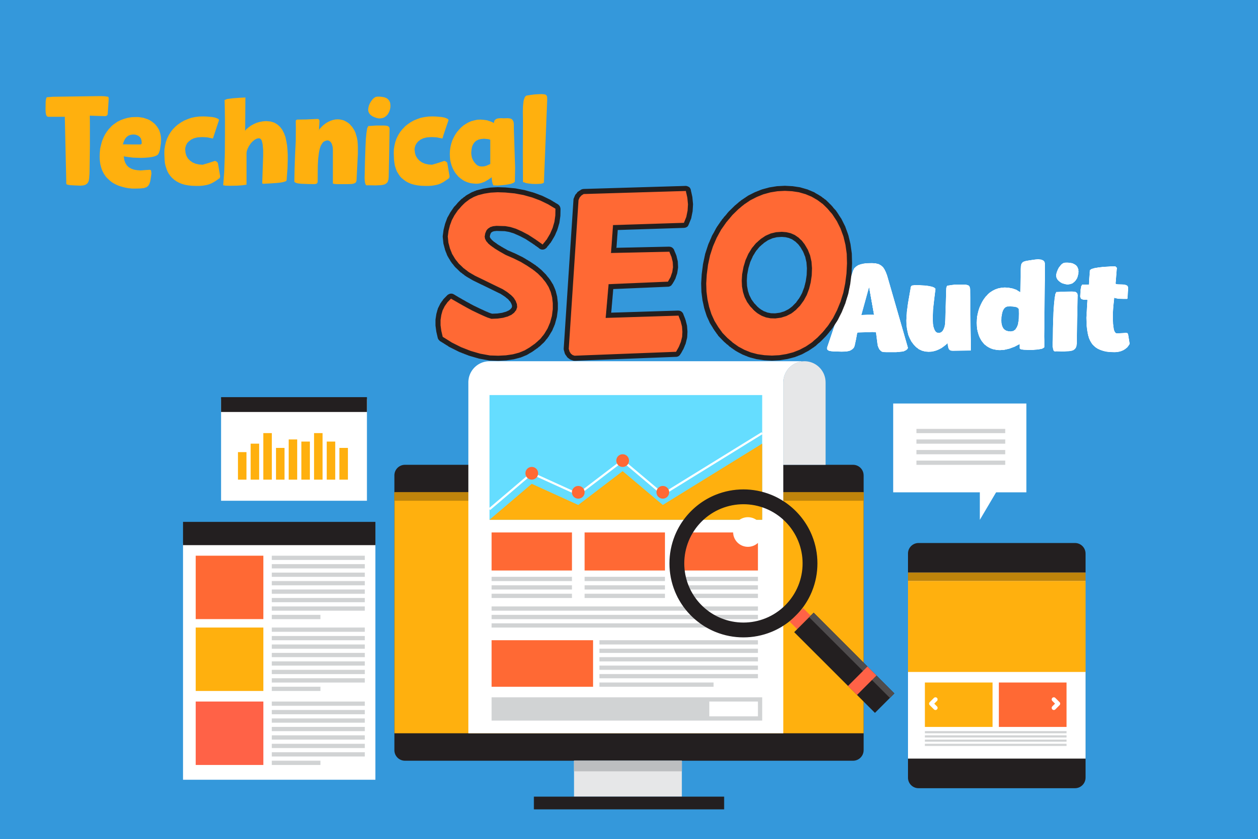 How to Conduct a Technical SEO audit for a website in 4 steps