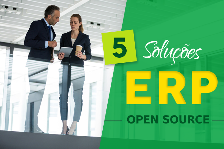 5 melhores ERP gratuitos e open source