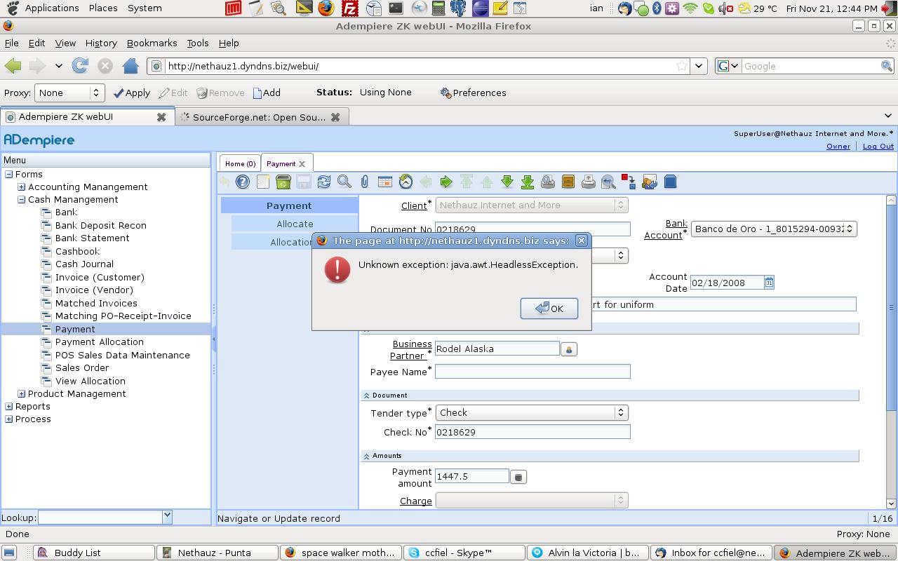 ADempiere ERP Open Source