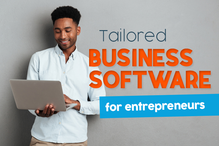 Business and CRM software for entrepreneurs