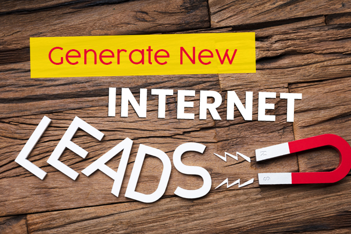 Generate New Internet Leads to Expand Your Client Base