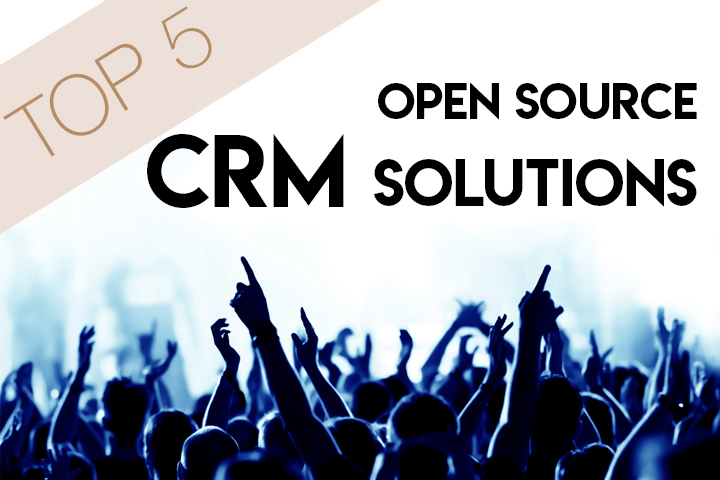 free open source crm for small business