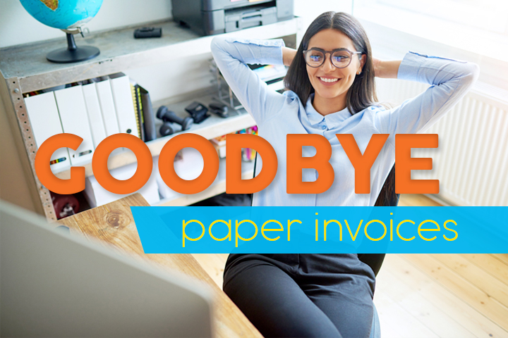 Online Invoice: 4 Tools to Dematerialize Stress-Free