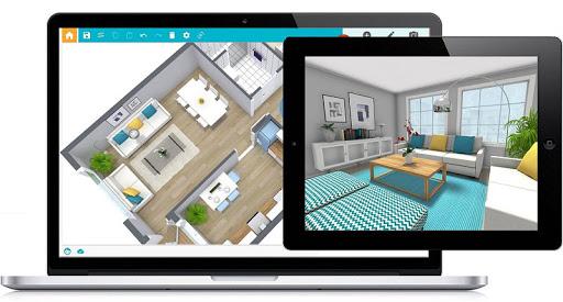 RoomSketcher: 3D interior design software