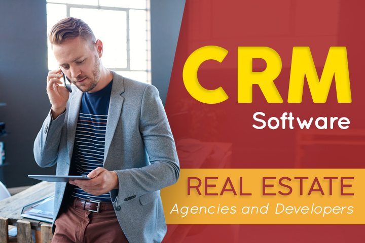 CRM Software Real estate agencies and developers