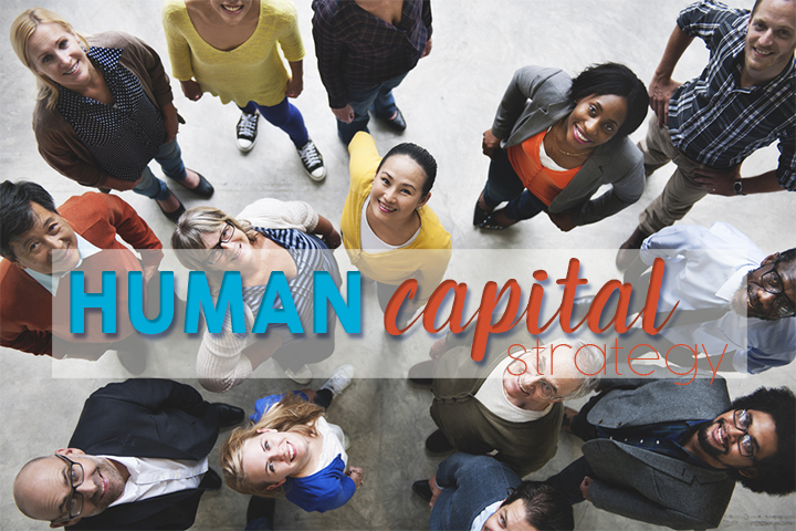 Human capital strategy, a new way to improve your HR strategy