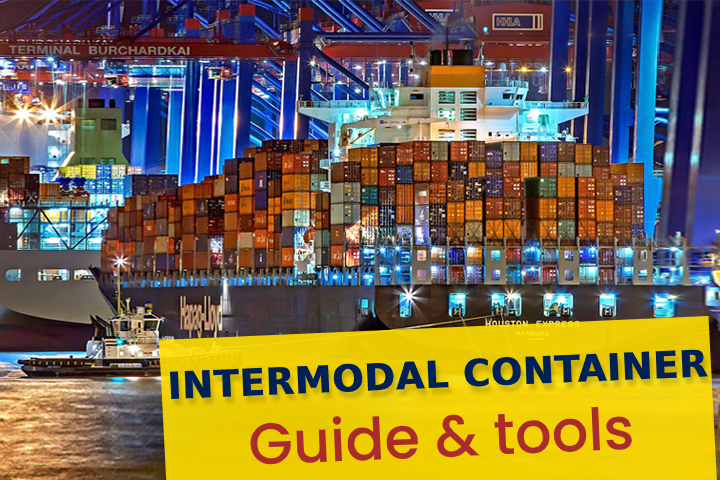 A complete guide to intermodal containers and tracking tools