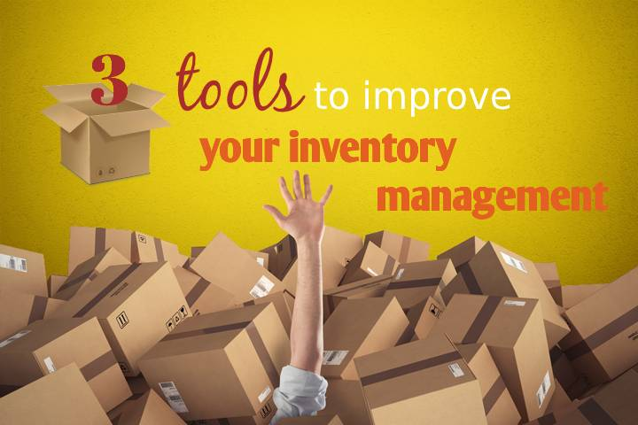 Inventory tracking system: 3 tools to improve your inventory management