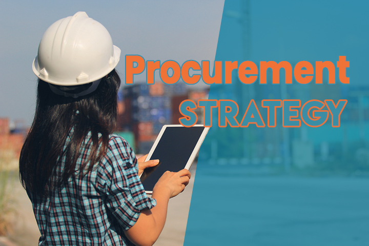 What is a procurement strategy? Develop one in 8 simple steps!