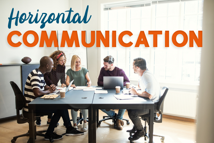 What is horizontal communication? Tools to use for improvement