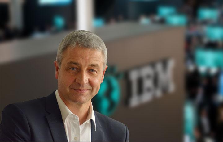 "Didier Haas d'IBM France : ""Le Cloud de demain sera hybride"""