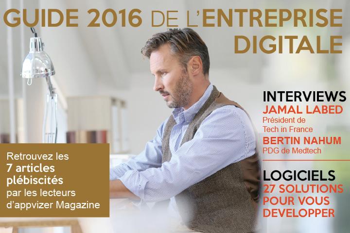 Guide Saas de l'entreprise digitale 2016