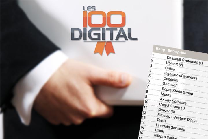 Retour sur les 100 Digital
