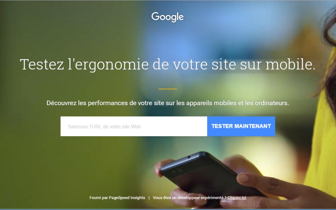 TestMySite : le nouvel outil d'analyse Google, avantages et limites