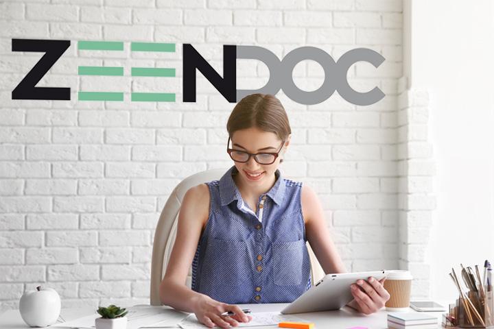 GED : Audit financier positif pour Zeendoc et ses  20 millions de documents