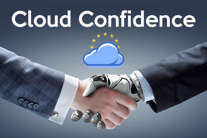 Sécurité Cloud : Cloud Confidence nous met tous en Confiance