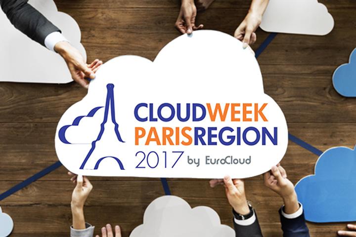 Cloud Week Paris Région 2017 : appel à contribution !