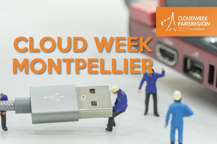 Cloud Week FrenchSouth - 3ème édition à Montpellier