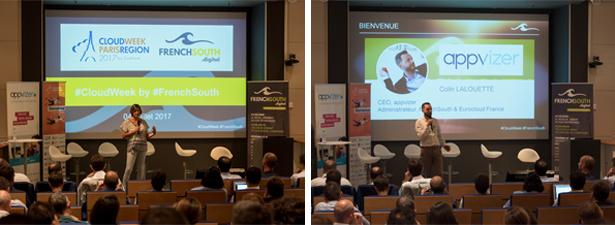 Mots d'ouverture Cloud Week Montpellier