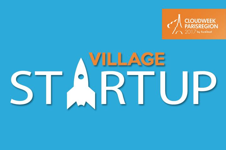 [Cloud Week] Le village start-up