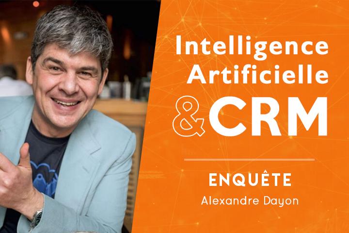 [Enquête] L'impact économique de l'IA sur le marché du CRM