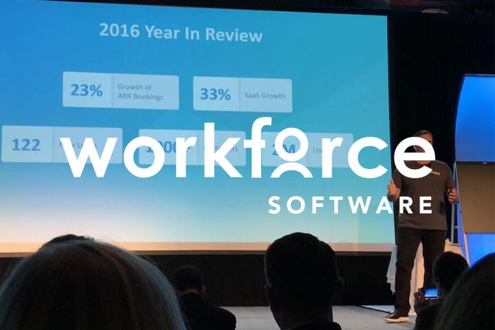 Workforce Software Vision 2017: l'innovation pour une main-d'œuvre connectée