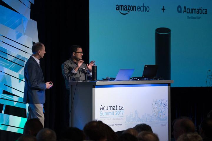 Sommet Acumatica 2017